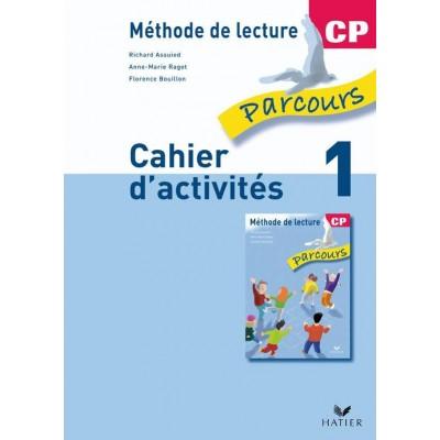 Parcours CP - Cahier d'Activités N° 1 - Hatier