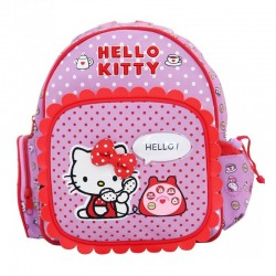 Mini Sac à dos Hello Kitty 14829 Lilas - Maternelle - Graffiti