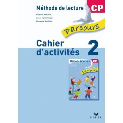 Parcours CP - Cahier d'Activités N° 2 - Hatier
