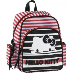 Mini Sac à dos Hello Kitty 188292 Stripes - Maternelle - Graffiti