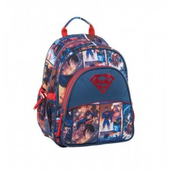 Mini Sac à dos Superman 15630 - Maternelle - Graffiti