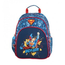 Mini Sac à dos Superman 15631 - Maternelle - Graffiti