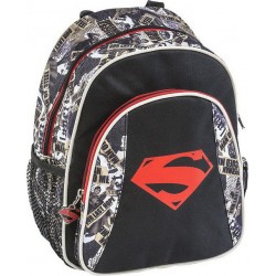 Mini Sac à dos Superman 14630 - Maternelle - Graffiti