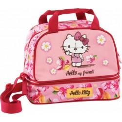 Sac à gouter Hello Kitty My Friend Rose 178311 - Graffiti