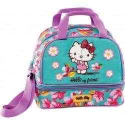 Sac à gouter Hello Kitty My Friend Vert 178312 - Graffiti