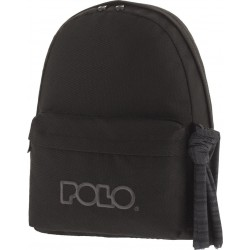 Sac à dos Polo Backpack - 1 Poche - Tricot Noir