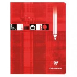 Cahier de Dessin Clairefontainee 32 pages - 17x22 - 90g - Piqué