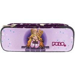 Trousse Ovale Polo Glow Princesse - 2 Compartiments