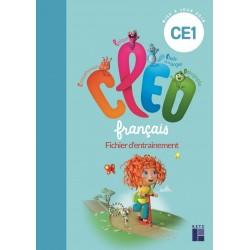 Cleo CE1 - Cahier d'entrainement + Aide mémoire - 2019 - Retz