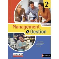 Management et gestion - 2de - Manuel - 2019 - Nathan
