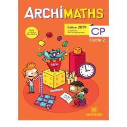 Archimaths CP - Fichier + Mémo des maths - 2019 - Magnard