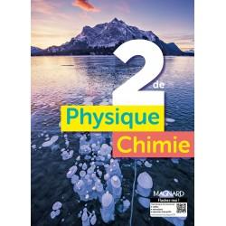 Physique Chimie 2de - Manuel - 2019 - Magnard
