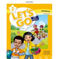 Let's Go 2 - Workbook - Fifth Edition - 2018 - Oxford