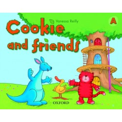 Cookie and Friends A - Maternelle - Classbook - 2005 - Oxford