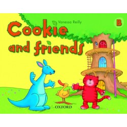Cookie And Friends B - Maternelle - Classbook - 2005 - Oxford