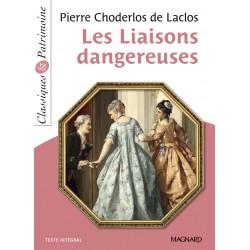 Les Liaisons dangereuses - Choderlos de Laclos - Classiques & Patrimoine N°112 - Magnard