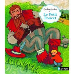Le petit poucet - Petits Cailloux - Charles Perrault - Nathan