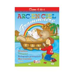 ARC EN CIEL CM1 - 4ème ANNEE - CAHIER DE GRAMMAIRE
